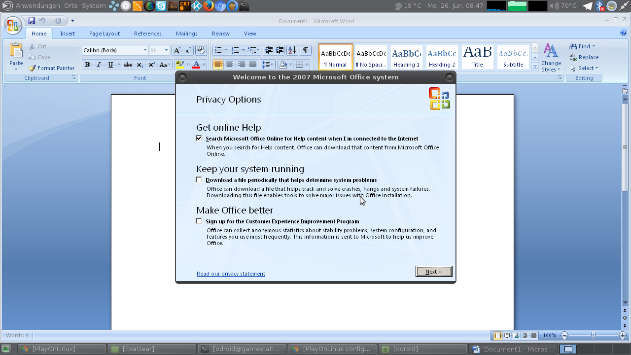office 2007 blue edition iso