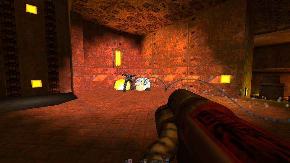 ODROID • View topic - [GAMES] yquake2 - Quake2 OpenGL remake