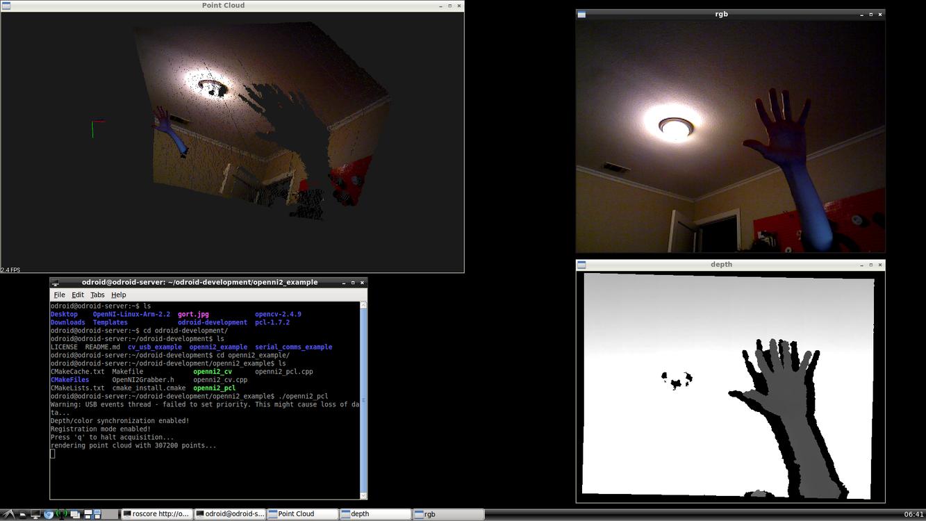ODROID • View topic - Ubuntu 14 04 Robotics Edition: ODROID