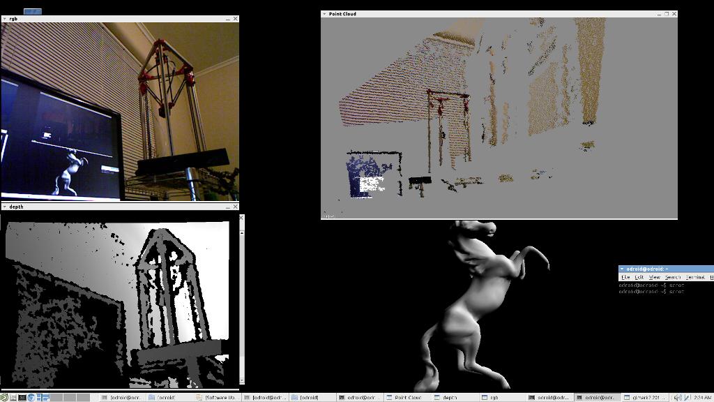 ODROID • View topic - Ubuntu 15 04 Robotics Edition: XU3/XU4
